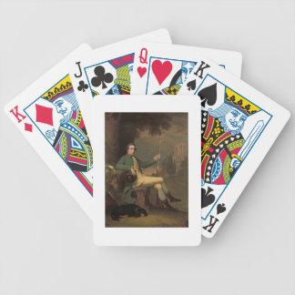 Thomas Graham, Baron Lynedoch (1748-1843) c.1769 ( Bicycle Playing Cards