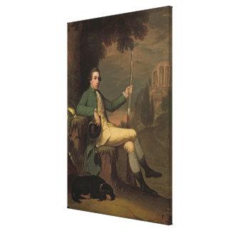 Thomas Graham, Baron Lynedoch (1748-1843) c.1769 ( Canvas Print
