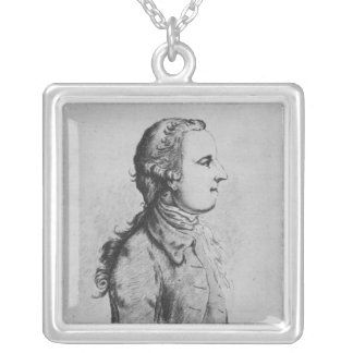 Thomas Gray, drawn by William Henshaw Necklaces