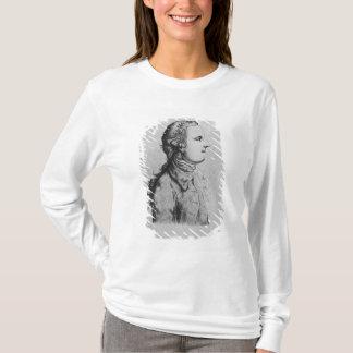 Thomas Gray, drawn by William Henshaw T-Shirt