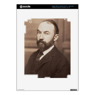 Thomas Hardy (1840-1928) (sepia photo) Decals For iPad 3