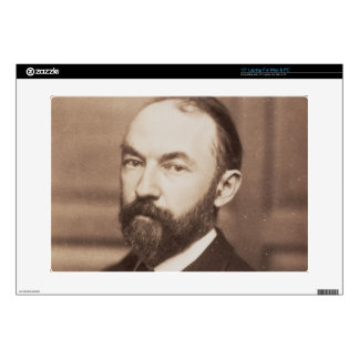 Thomas Hardy (1840-1928) (sepia photo) Laptop Skins