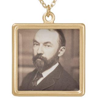Thomas Hardy (1840-1928) (sepia photo) Necklaces