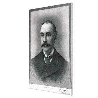 Thomas Hardy, 1892 Gallery Wrap Canvas