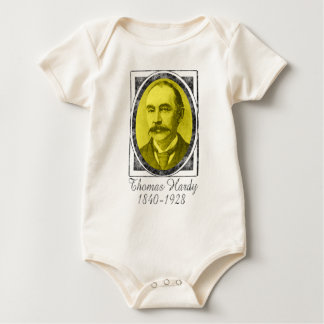Thomas Hardy Baby Bodysuit