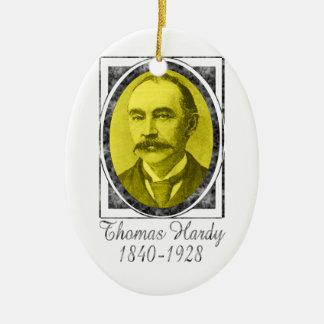 Thomas Hardy Ceramic Ornament