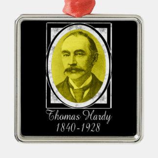 Thomas Hardy Metal Ornament