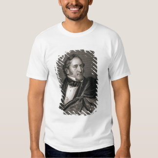 Thomas Hart Benton, engraved by William G. Armstro T-Shirt