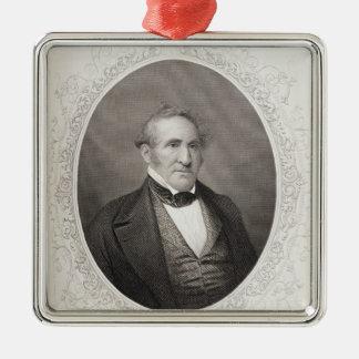 Thomas Hart Benton Christmas Tree Ornament