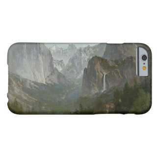 Thomas Hill - Indians at Campfire, Yosemite Valley Barely There iPhone 6 Case