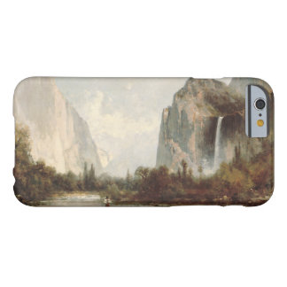 Thomas Hill - Yosemite, Bridal Veil Falls Barely There iPhone 6 Case