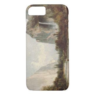 Thomas Hill - Yosemite, Bridal Veil Falls iPhone 7 Case