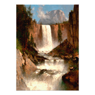Thomas Hill's Vernal Falls, Yosemite Photograph