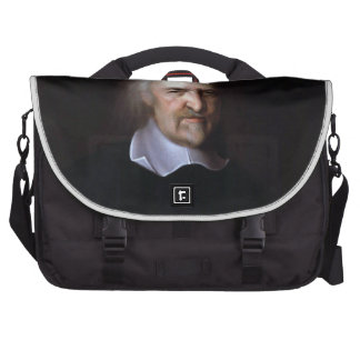 Thomas Hobbes by John Michael Wright Computer Bag
