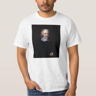 Thomas Hobbes by John Michael Wright T-Shirt