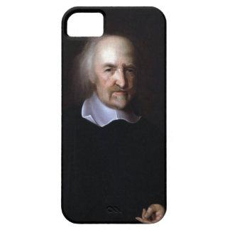 Thomas Hobbes de Juan Michael Wright iPhone 5 Cárcasa