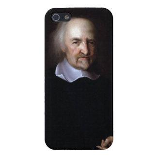Thomas Hobbes de Juan Michael Wright iPhone 5 Cobertura