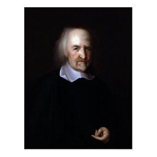 Thomas Hobbes de Juan Michael Wright Tarjetas Postales
