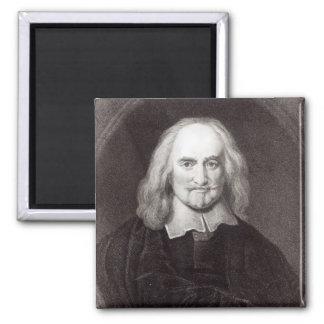 Thomas Hobbes de la 'galería de los retratos Imán Cuadrado