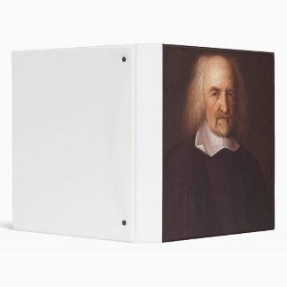 "Thomas Hobbes de Malmesbury de Juan Michael Wright Carpeta 1"""