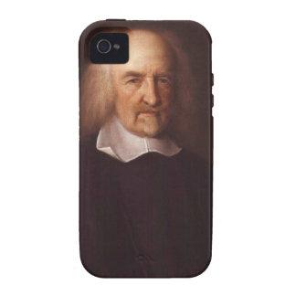 Thomas Hobbes de Malmesbury de Juan Michael Wright Vibe iPhone 4 Funda