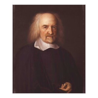 Thomas Hobbes de Malmesbury de Juan Michael Wright Fotografía