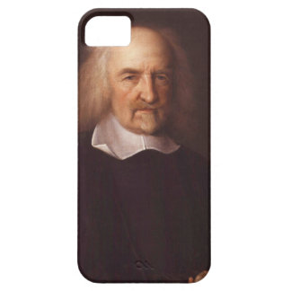 Thomas Hobbes de Malmesbury de Juan Michael Wright Funda Para iPhone 5 Barely There