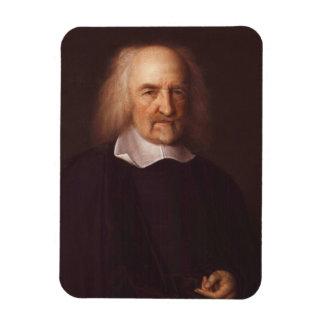 Thomas Hobbes de Malmesbury de Juan Michael Wright Imán De Vinilo