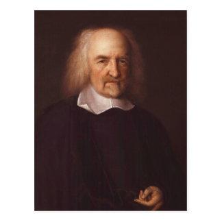 Thomas Hobbes de Malmesbury de Juan Michael Wright Postales