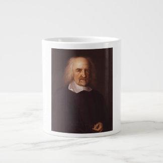 Thomas Hobbes de Malmesbury de Juan Michael Wright Tazas Extra Grande