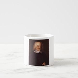 Thomas Hobbes de Malmesbury de Juan Michael Wright Taza Espresso