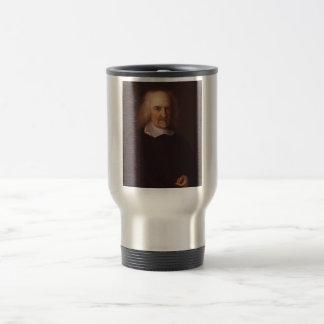 Thomas Hobbes de Malmesbury de Juan Michael Wright Taza Térmica