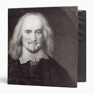Thomas Hobbes  from 'Gallery of Portraits' Binder