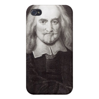 Thomas Hobbes from 'Gallery of Portraits' Covers For iPhone 4