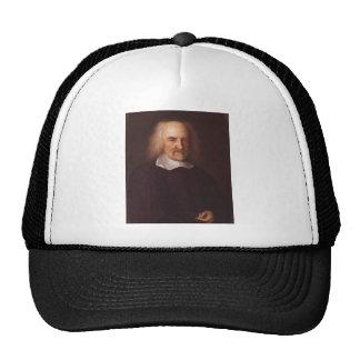 Thomas Hobbes of Malmesbury by John Michael Wright Trucker Hat
