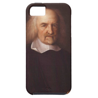 Thomas Hobbes of Malmesbury by John Michael Wright iPhone SE/5/5s Case