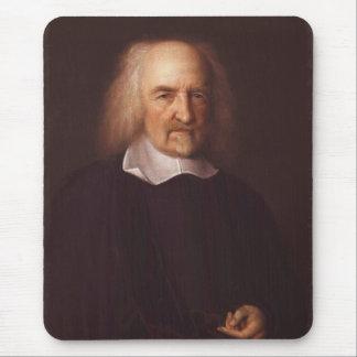 Thomas Hobbes of Malmesbury by John Michael Wright Mouse Pad