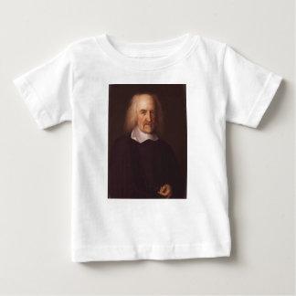 Thomas Hobbes of Malmesbury by John Michael Wright Shirt