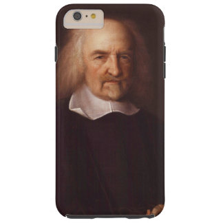 Thomas Hobbes of Malmesbury by John Michael Wright Tough iPhone 6 Plus Case