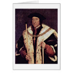 Thomas Howard By Hans Holbein The Younger Cards