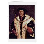 Thomas Howard de Hans Holbein el más joven Felicitaciones