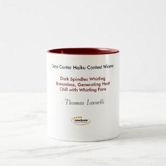 Thomas Iannelli s Winning Haiku Mugs