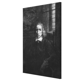 Thomas Jacobsz Haaring the Younger, 1656 Canvas Print