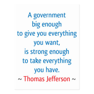 Thomas Jefferson #1 Post Cards