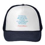 Thomas Jefferson #2 Mesh Hat