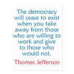 Thomas Jefferson #2 Post Cards