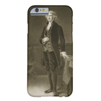 Thomas Jefferson, 3rd President of the United Stat Barely There iPhone 6 Case