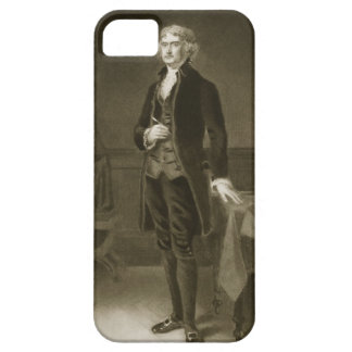 Thomas Jefferson, 3rd President of the United Stat iPhone SE/5/5s Case