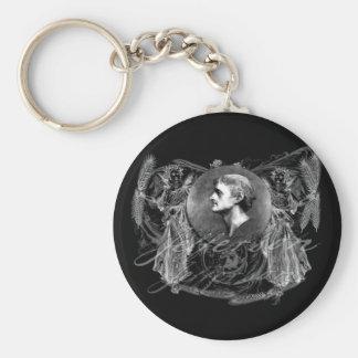 Thomas Jefferson a Hero Keychain