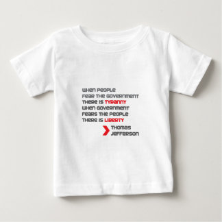 THOMAS-JEFFERSON BABY T-Shirt
